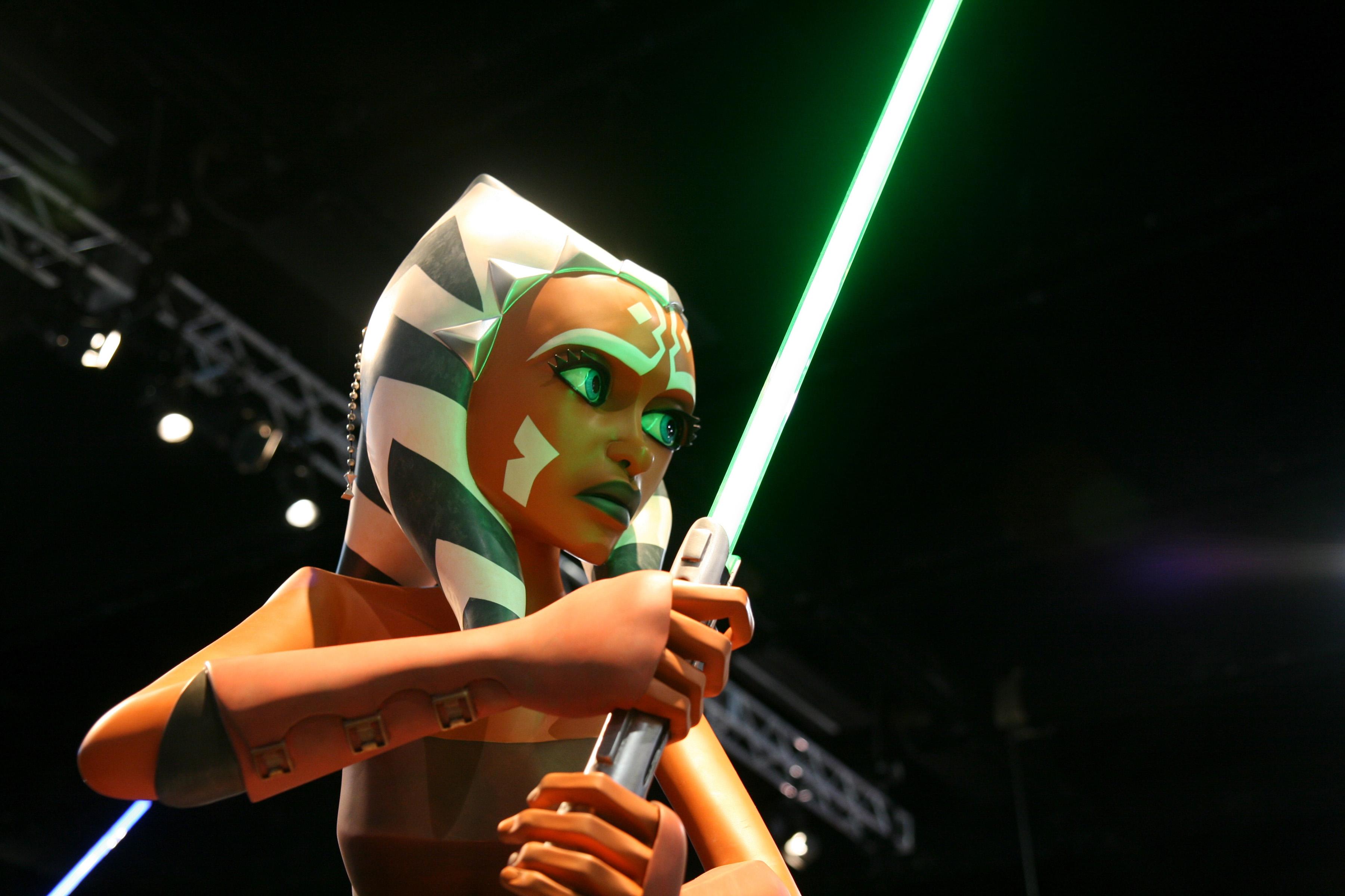 Star wars the clone wars ahsoka tano  naked photo
