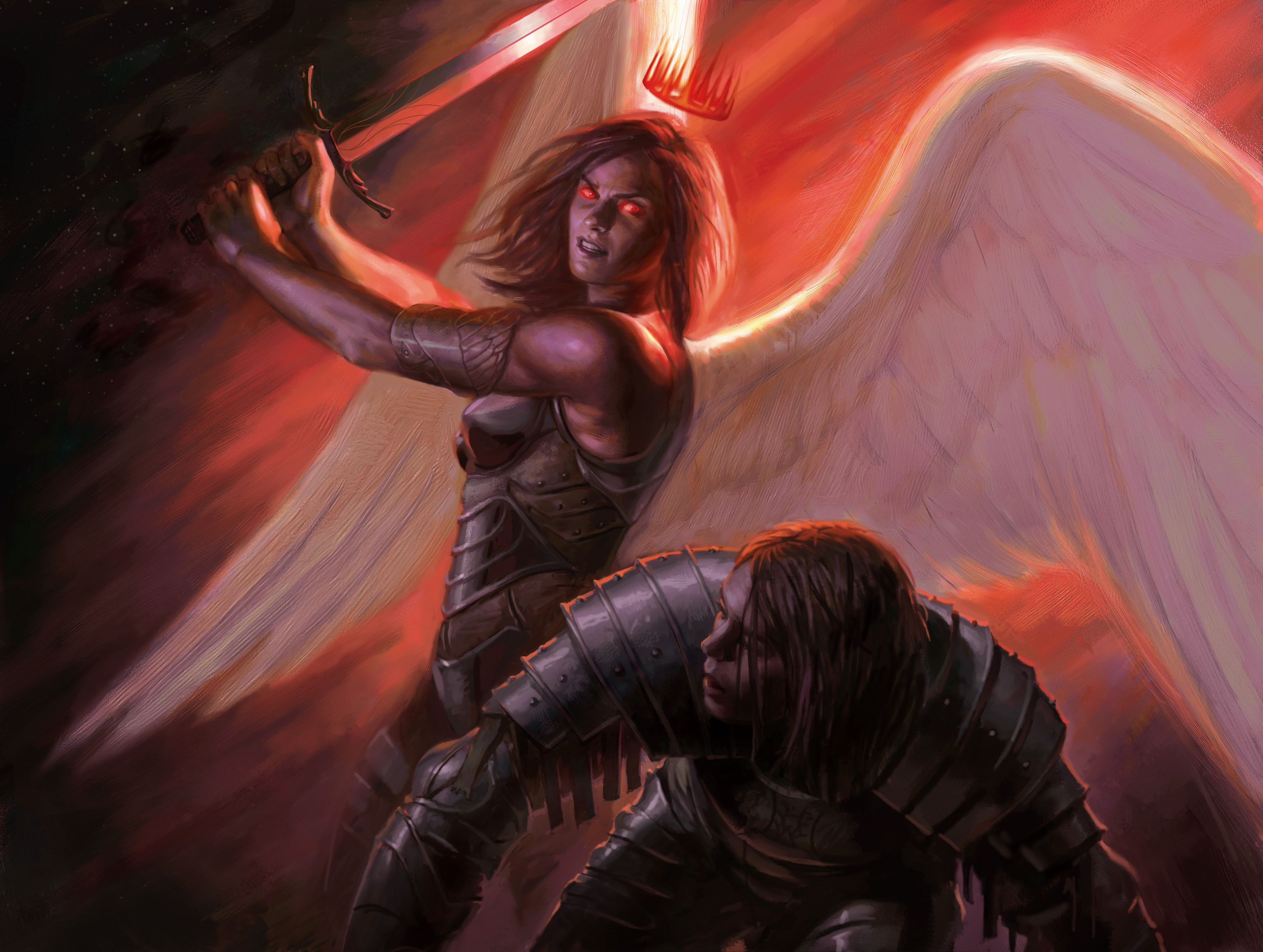Magic The Gathering Angel Wings