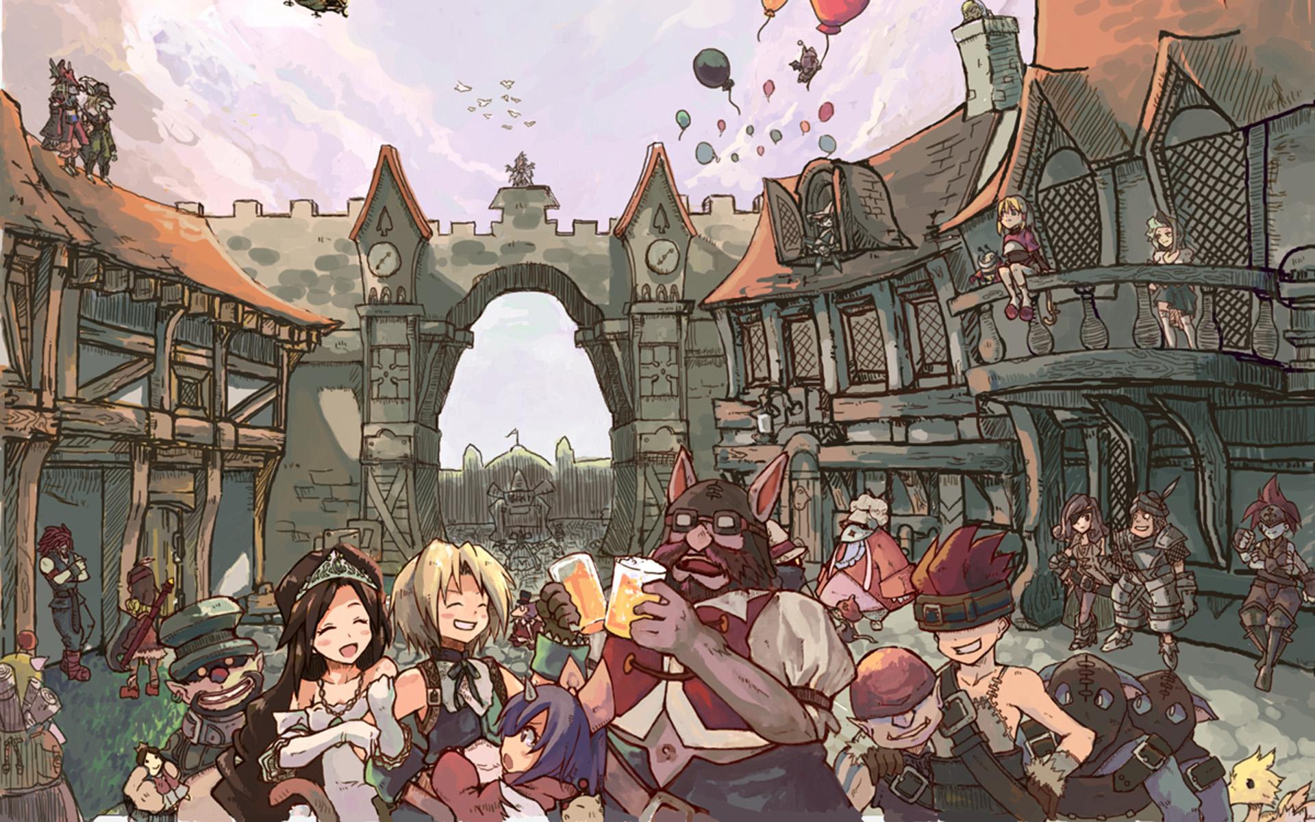 Final Fantasy Ix Wallpaper: Final Fantasy, Vivi (Final Fantasy IX), Final Fantasy IX