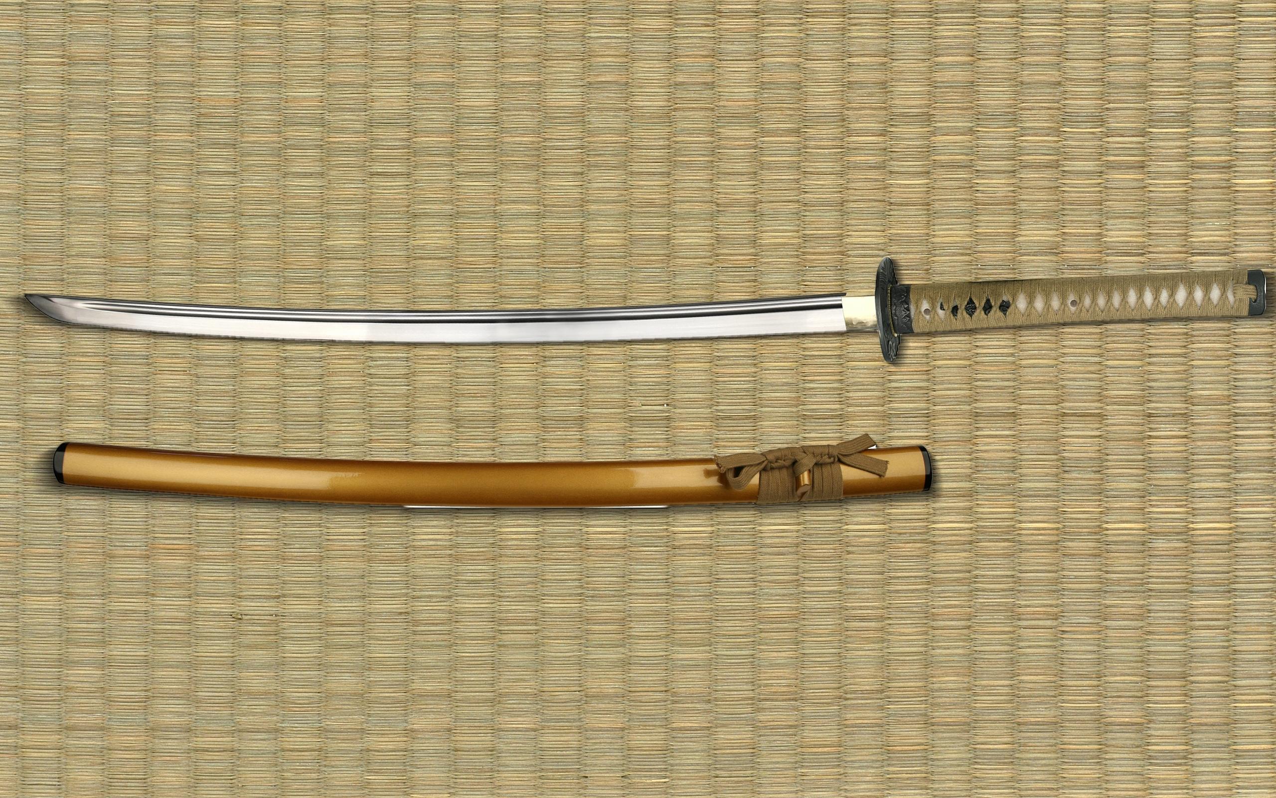 Обои меч катана для рабочего стола
