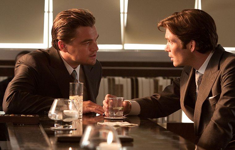 Inception, Cillian Murphy, Leonardo DiCaprio - Free ...
