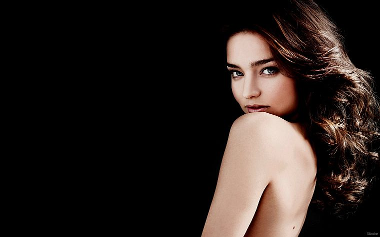 women, Miranda Kerr, models - desktop wallpaper