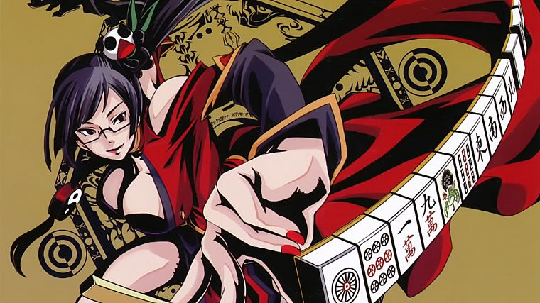 panda bears, Blazblue, Litchi Faye Ling - desktop wallpaper