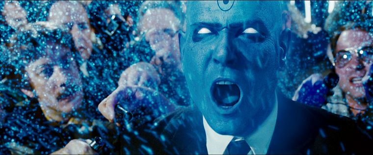 Watchmen, Dr. Manhattan - desktop wallpaper