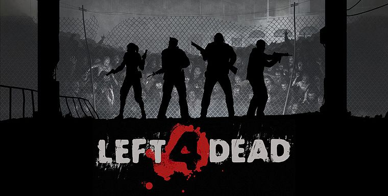 video games, Valve Corporation, Left 4 Dead - desktop wallpaper