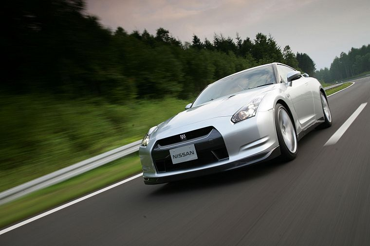 cars, Nissan, Nissan GT-R - desktop wallpaper