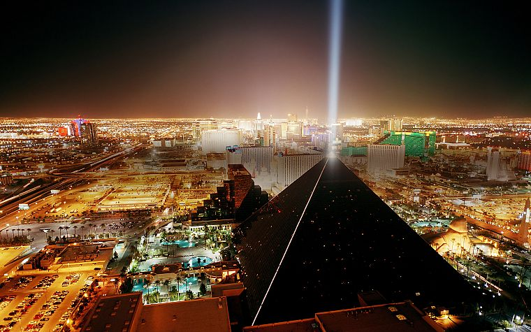 Las Vegas, Luxor - desktop wallpaper