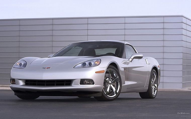 cars, Chevrolet Corvette - desktop wallpaper