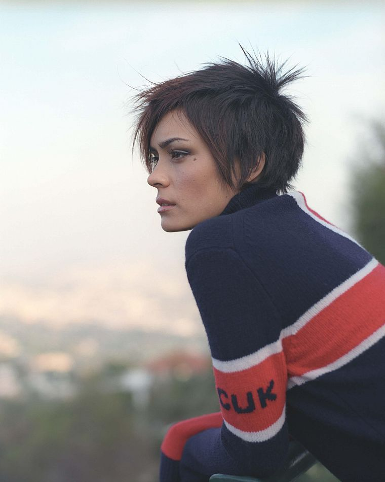 women, Shannyn Sossamon - desktop wallpaper