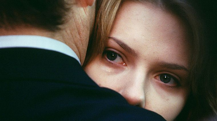 eyes, Scarlett Johansson, actress, Lost in Translation - desktop wallpaper