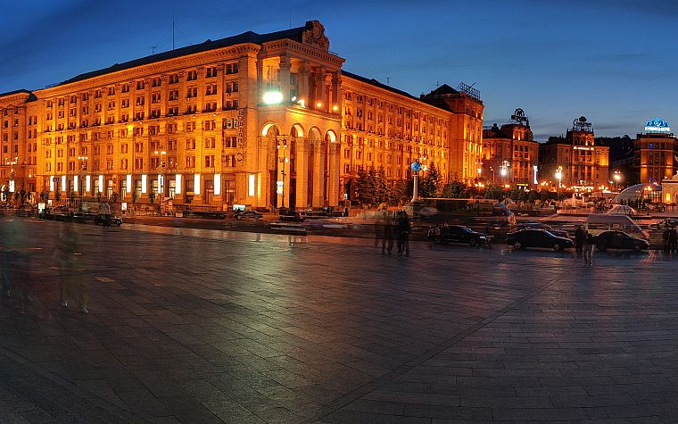 cityscapes, Ukraine, Kiev - desktop wallpaper