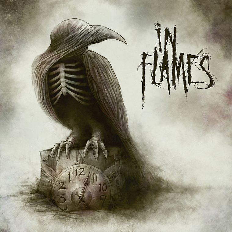music, In Flames, album covers - desktop wallpaper