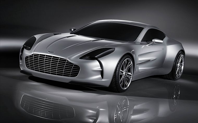 cars, Aston Martin, vehicles, Aston Martin One-77 - desktop wallpaper