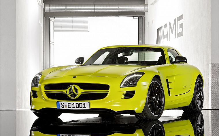 cars, AMG, Mercedes-Benz SLS AMG, Mercedes-Benz, German cars - desktop wallpaper