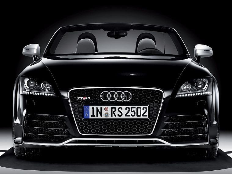 cars, Audi, black cars, German cars - desktop wallpaper