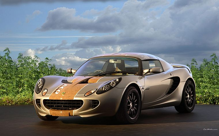 cars, Lotus Elise, automotive, Lotus - desktop wallpaper