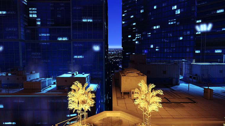 Mirrors Edge - desktop wallpaper