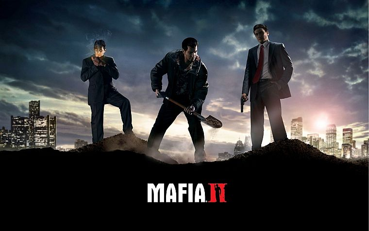 Mafia 2, games - desktop wallpaper