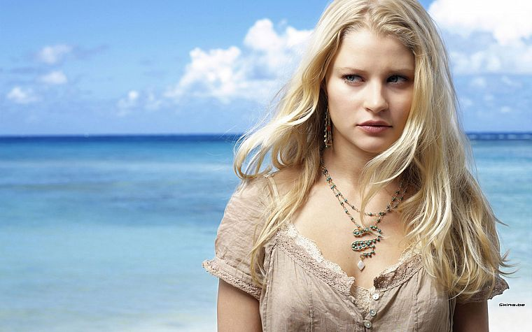 women, Emilie de Ravin - desktop wallpaper