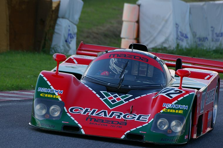cars, vehicles, Mazda 787B - desktop wallpaper