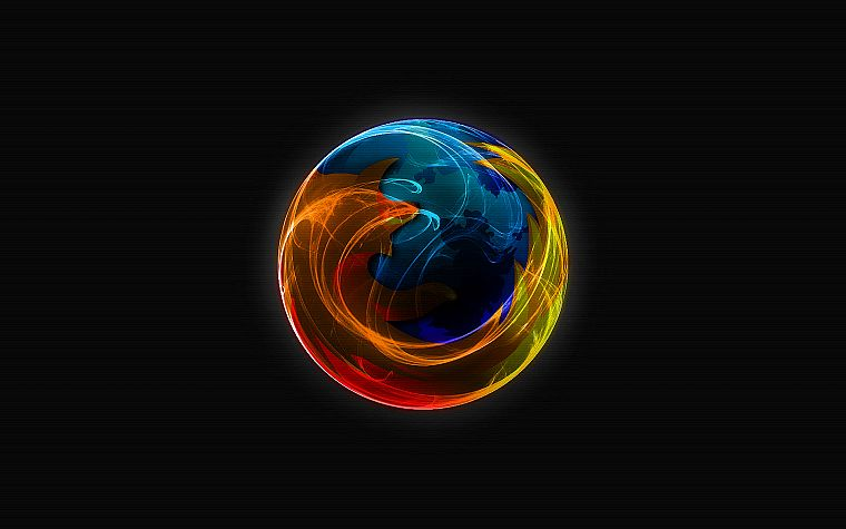 Firefox, Mozilla, browsers, logos - desktop wallpaper