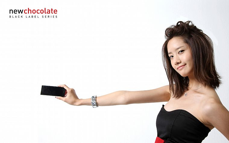 women, Girls Generation SNSD, celebrity, Im YoonA - desktop wallpaper