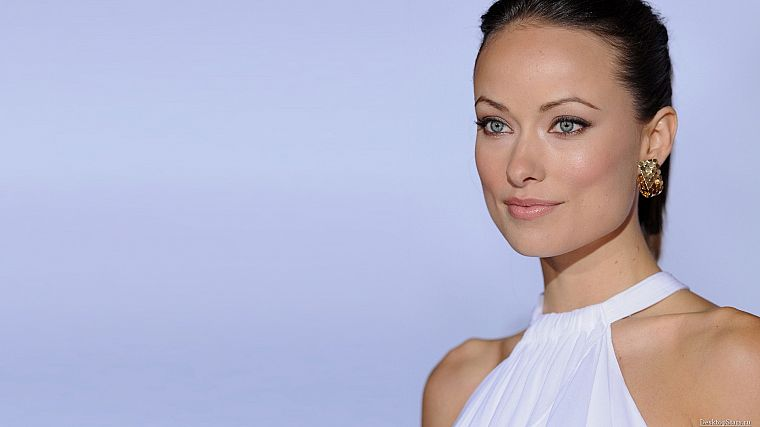 brunettes, women, Olivia Wilde - desktop wallpaper