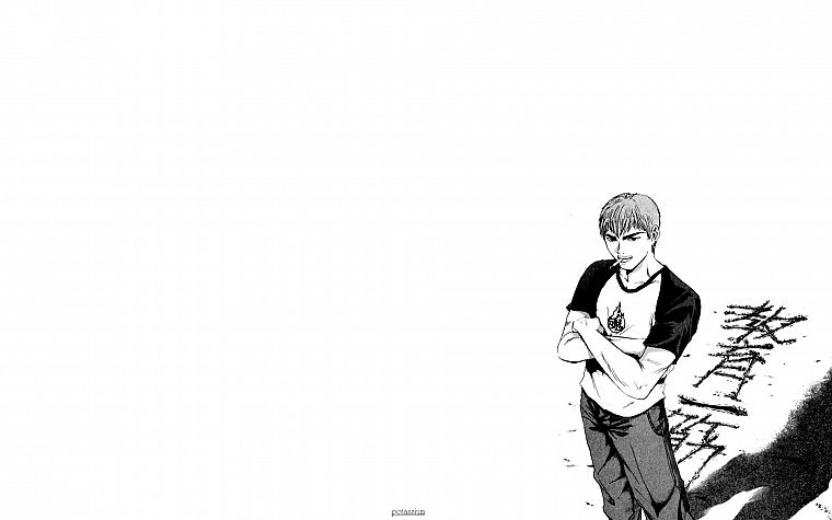 Great Teacher Onizuka, anime, Onizuka Eikichi - desktop wallpaper