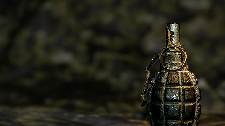 military, grenades, macro - desktop wallpaper