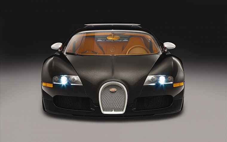 cars, Bugatti Veyron - desktop wallpaper
