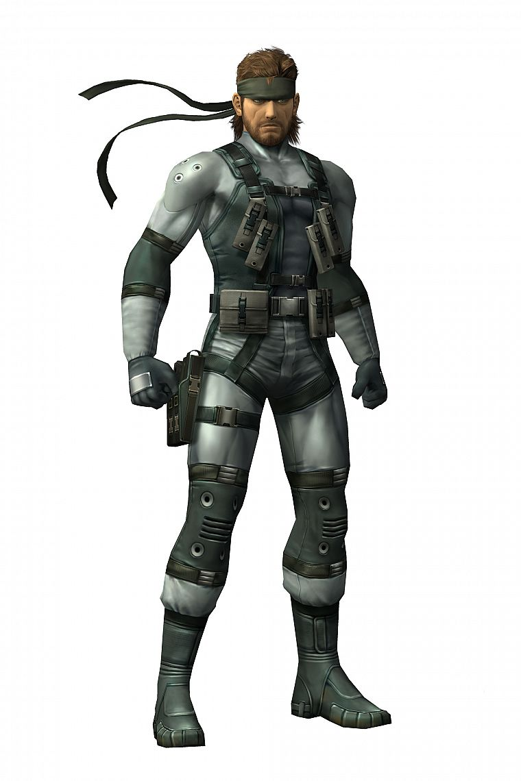 Metal Gear Solid, Solid Snake, Metal Gear Ray - desktop wallpaper