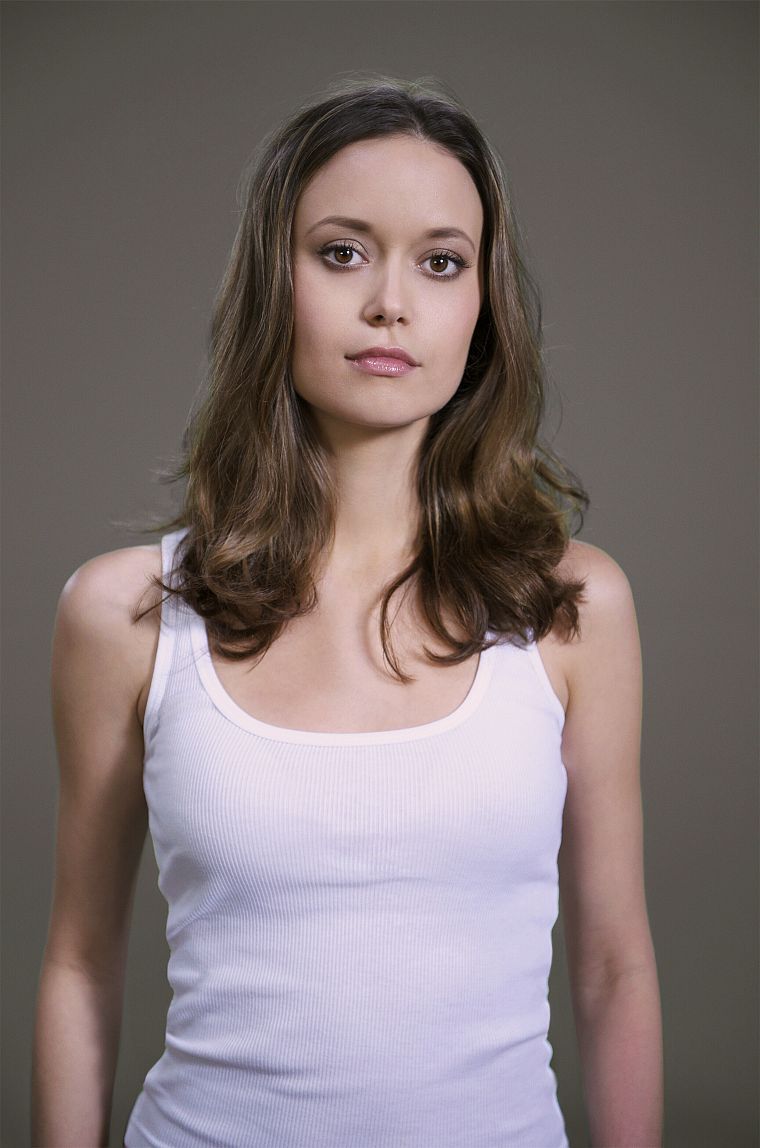 brunettes, women, actress, Summer Glau - desktop wallpaper