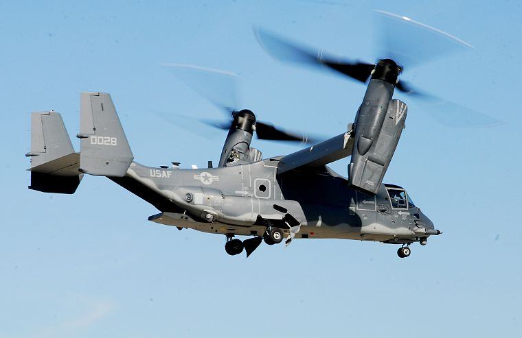 aircraft, military, V-22 Osprey - desktop wallpaper