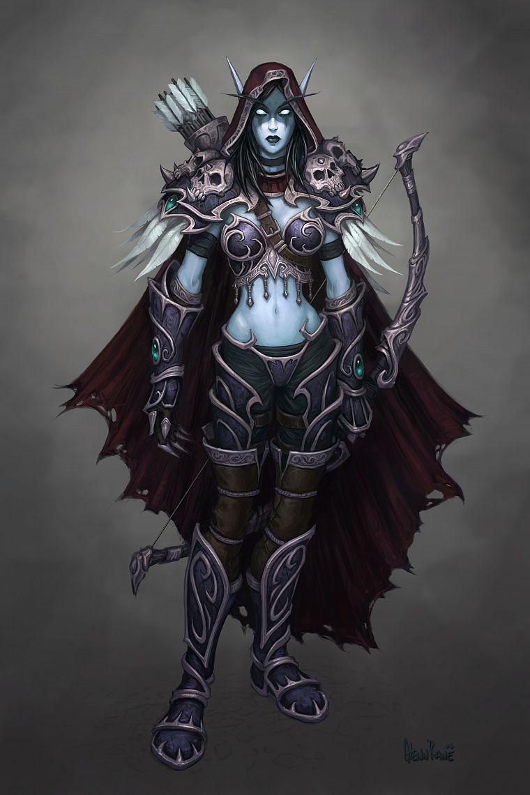 Warcraft 3 sylvanas skin hentia scene