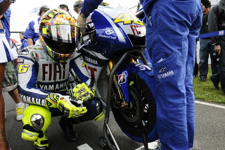 rossi, motorcycles - desktop wallpaper