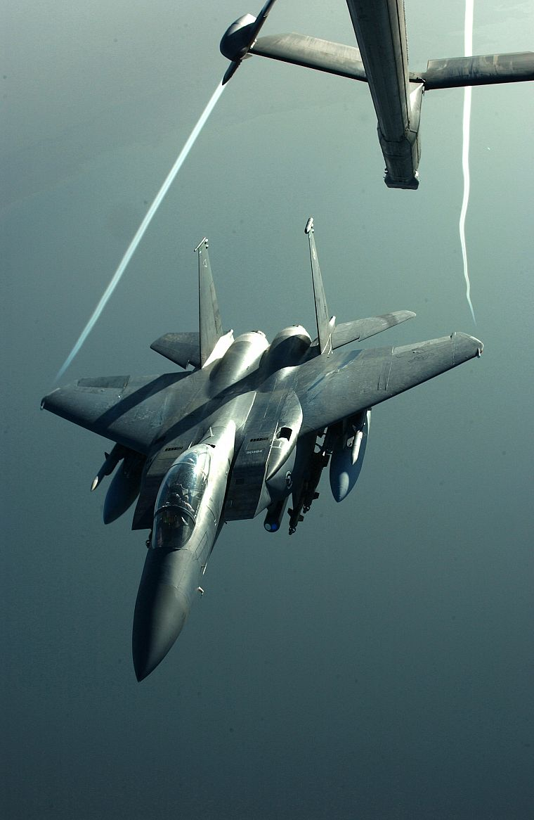 aircraft, F-15 Eagle - desktop wallpaper