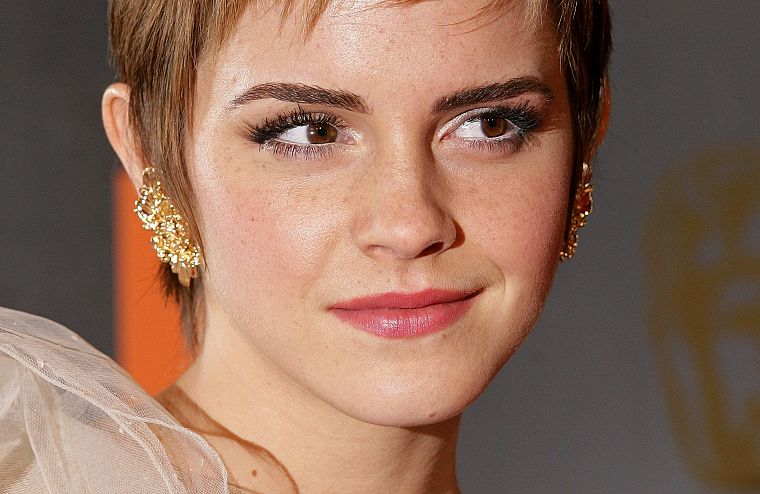 blondes, women, Emma Watson, actress, models - desktop wallpaper