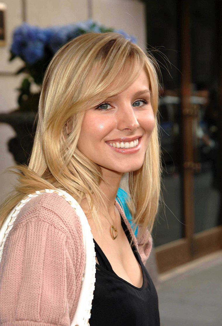 women, Kristen Bell, celebrity - desktop wallpaper