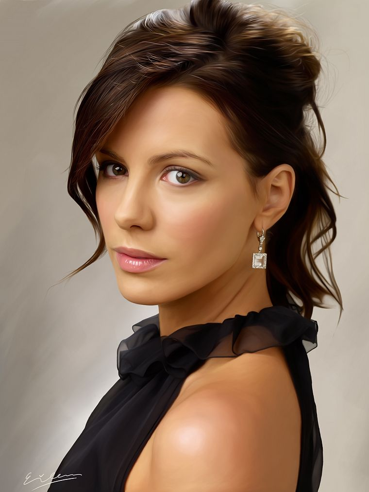 Kate Beckinsale - desktop wallpaper
