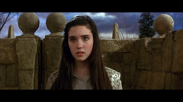 Labyrinth, celebrity, Jennifer Connelly - desktop wallpaper