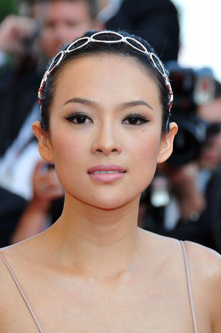 Фото макияжа для восточного типа лица
