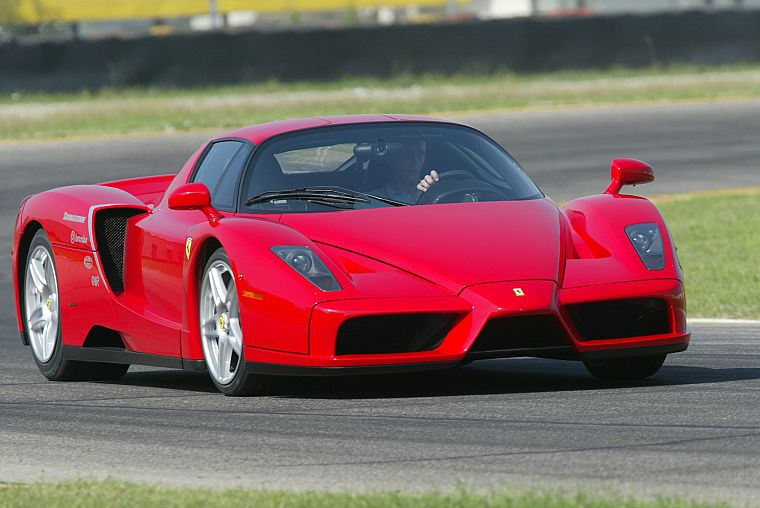 cars, Ferrari, vehicles, Ferrari Enzo - desktop wallpaper