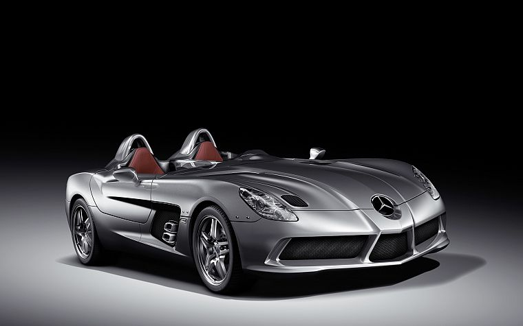 cars, vehicles, Mercedes-Benz, Mercedes-Benz SLR Stirling Moss - desktop wallpaper