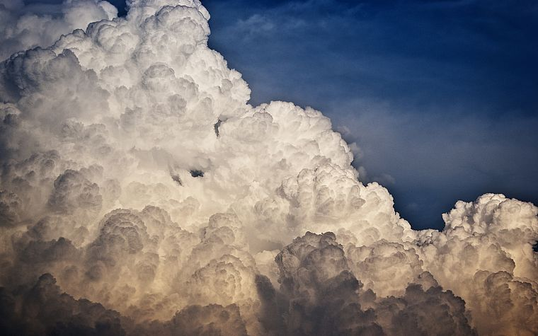 clouds, artwork, skyscapes - desktop wallpaper