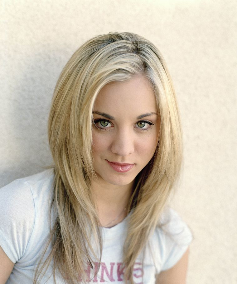 women, Kaley Cuoco - desktop wallpaper