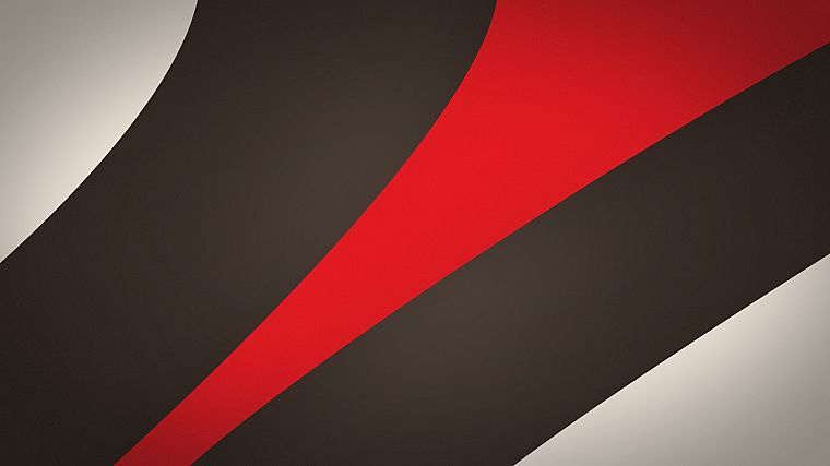 abstract, minimalistic, red, brown, calm, cherries, cappuccino, TagNotAllowedTooSubjective - desktop wallpaper