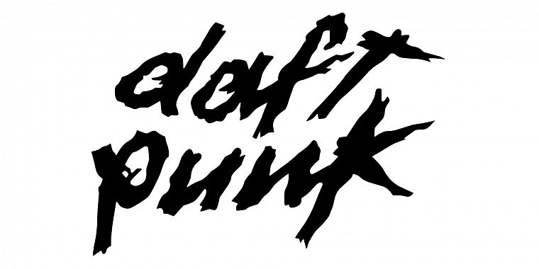music, Daft Punk, electro, music bands, logos - desktop wallpaper