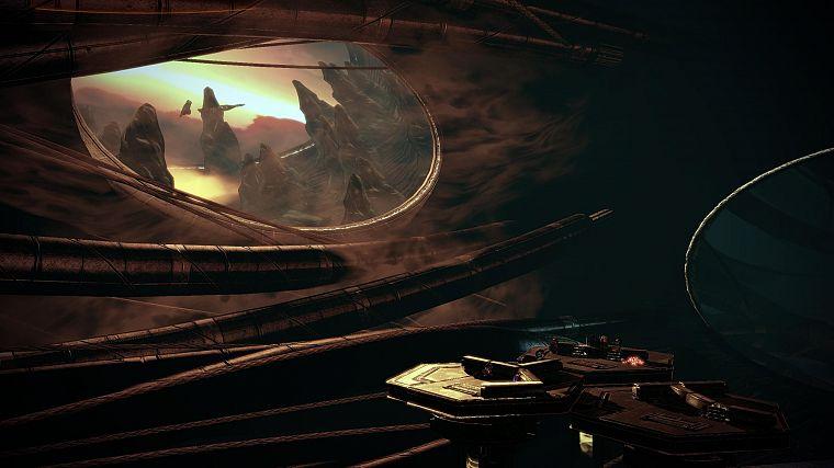 Screenshots, Mass Effect 2, Collector Base, Game