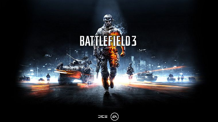 video games, Battlefield, EA Games, Battlefield 3 - desktop wallpaper