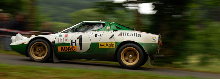 cars, Lancia Stratos - desktop wallpaper